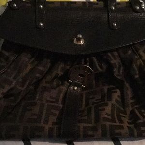 Fendi Bags - Fendi Zucca bag